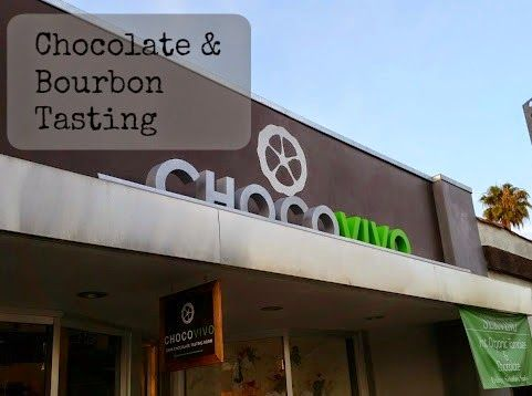 Neither Here Nor There: Chocolate & Bourbon Tasting at ChocoVivo
