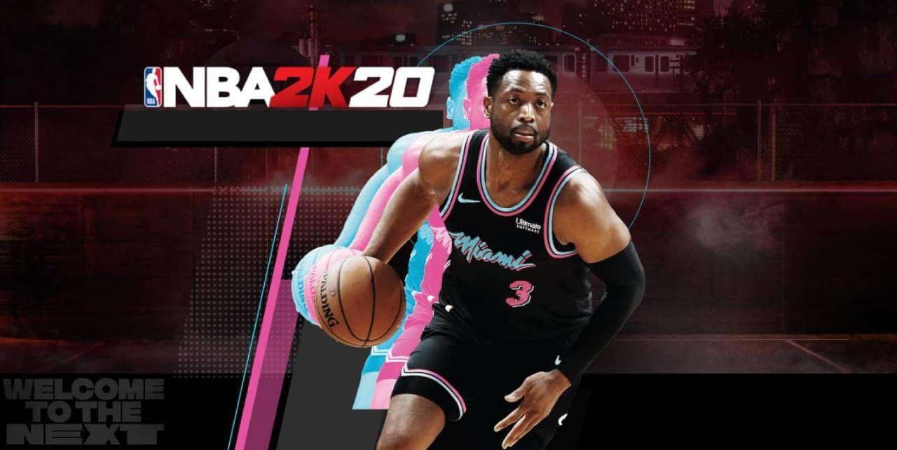 Download Nba 2k20 Mod Apk V90 0 4 Unlimited Money In 2020 Nba Basketball Games Nba Latest Games