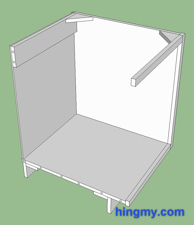 Frameless Kitchen Cabinet Woodworking Plans: How To Build A Face Frame Cabinet