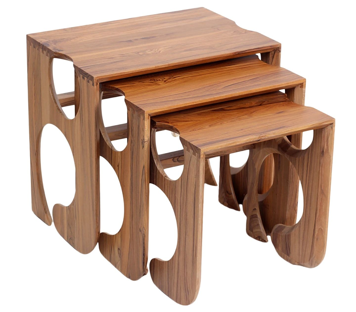 Tridha A Nested Table Set By Alankaram Nesting Tables End