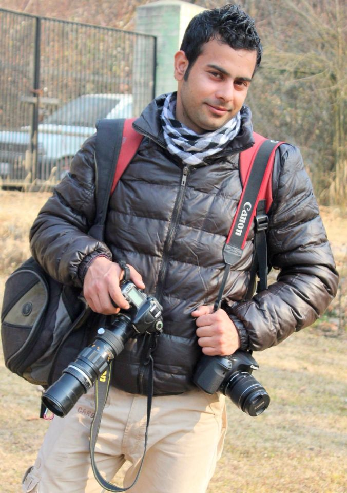 From A Hospital Orderly To A Medical Photographer Mohammad Aslam