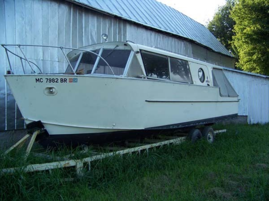 Boats 1960 Aluminum Cruisers Marinette For Sale In Newport