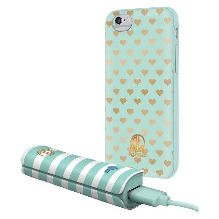 newest c097d a4156 iPhone 6/6S Case & Portable Charger - Dabney Lee : Target   Target ...