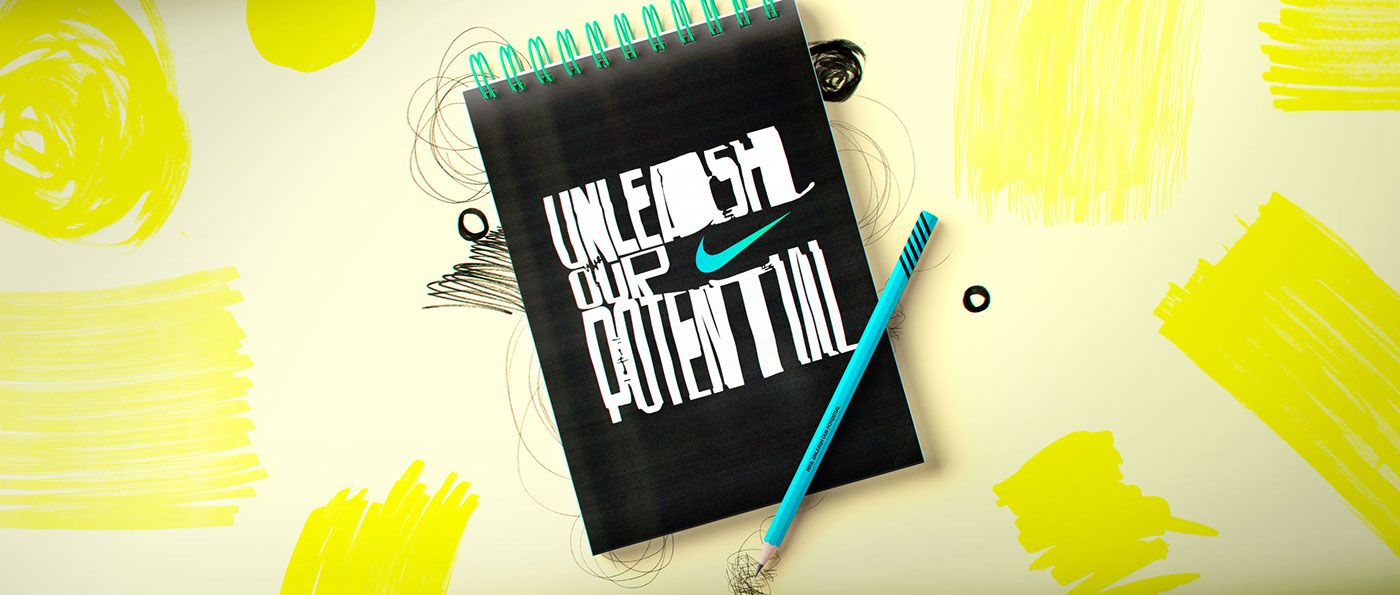 UNLEASH OUR POTENTIAL for Nike on Behance