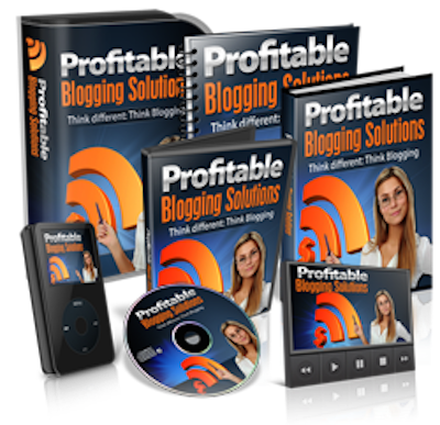 profitable blogging solutions