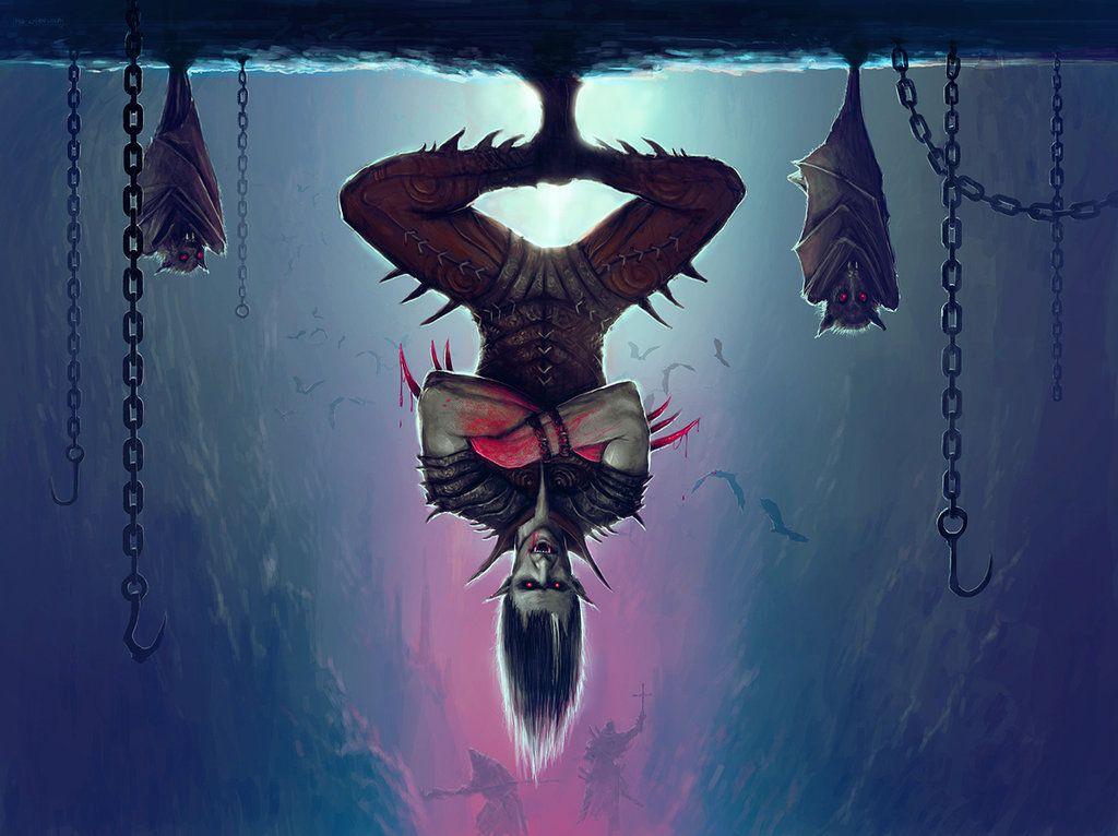 vampire by mrwerewolfart on deviantart arte digital