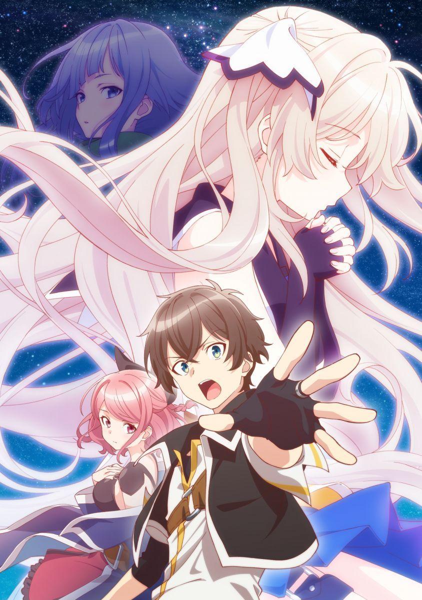 Anime Shichisei no Subaru Visual Subaru, Nhân vật anime