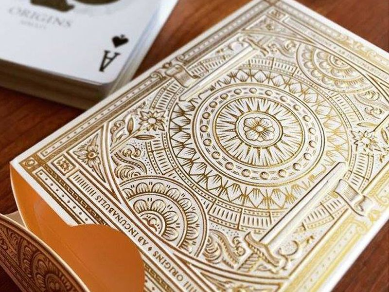 Land Poker Spielkarten The Harmony Collection Playing Cards