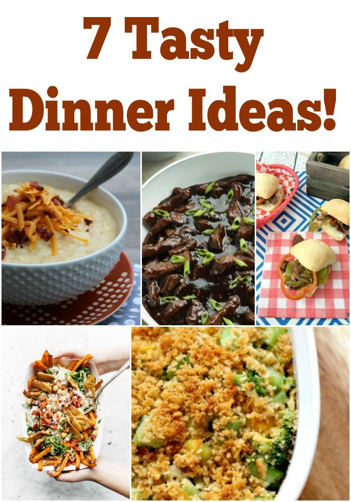 Free Weekly Meal Plan 7 Tasty Dinner Ideas For Busy Families Includes Easy Weeknight Meals