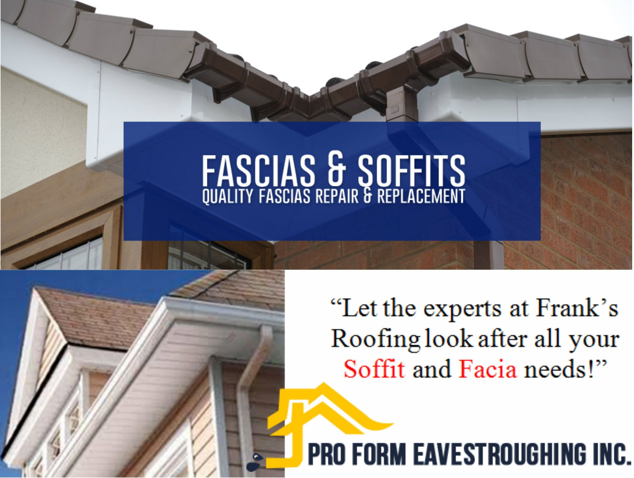 Ottawa Soffit & Fascia Installation – Repair & Replacement ...