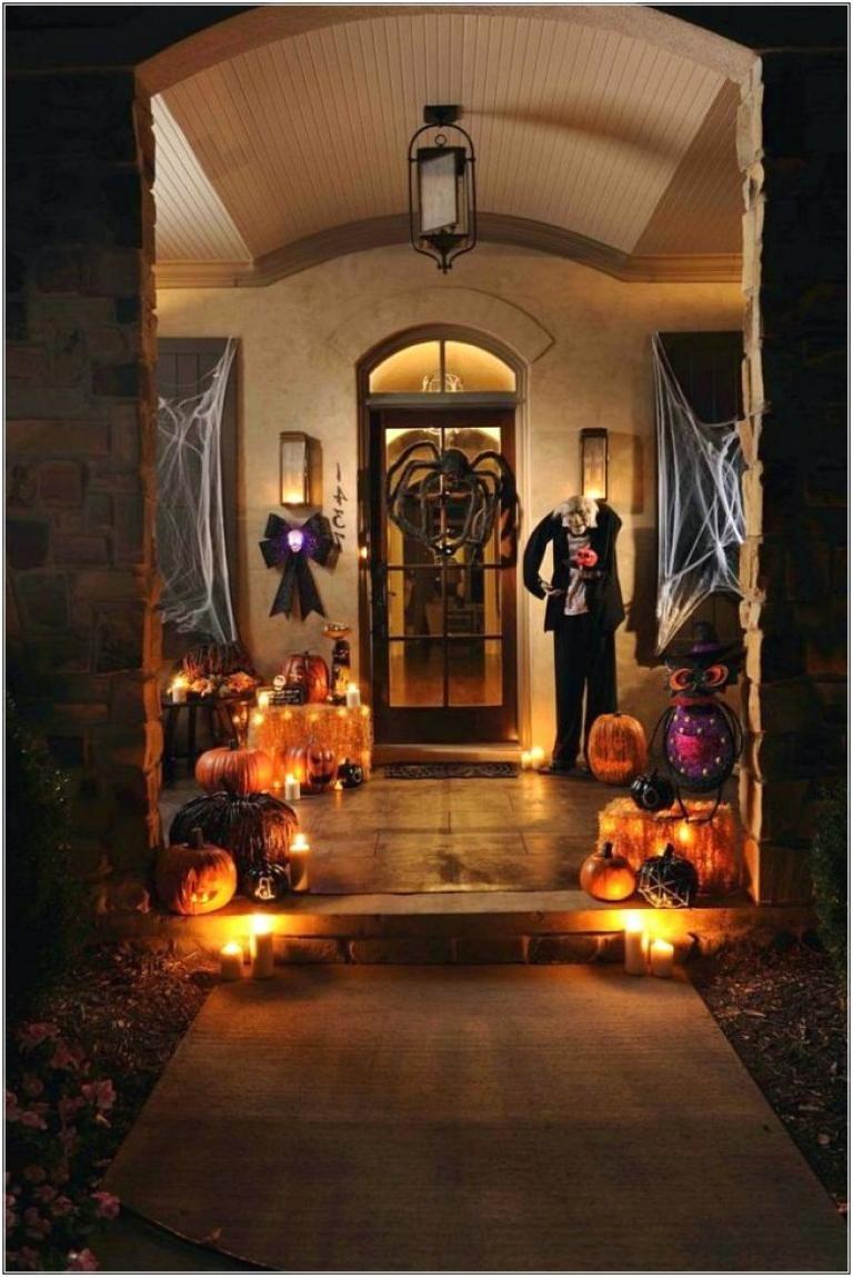 40 Best Outdoor Halloween Decorations Page 15 Of 40 Halloween