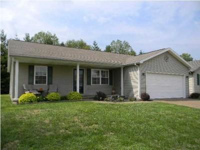 Home for sale, Evansville, North side, 3 beds, 2 baths, immaculate! $110,000