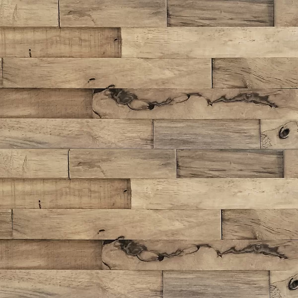 Allure Flooring Aja 5 87 X 24 Solid Wood Wall Paneling Wayfair Allure Flooring Wood Panel Walls Wall Paneling