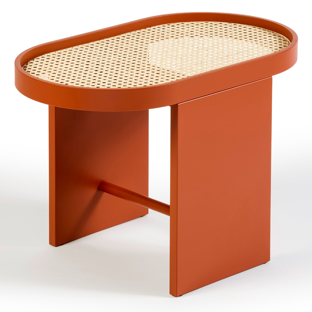 Piani Copper Side Table By Patricia Urquiola In 2020 At Home