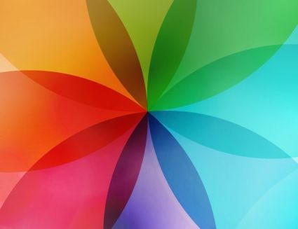 vector illustration of abstract colorful design background - background report