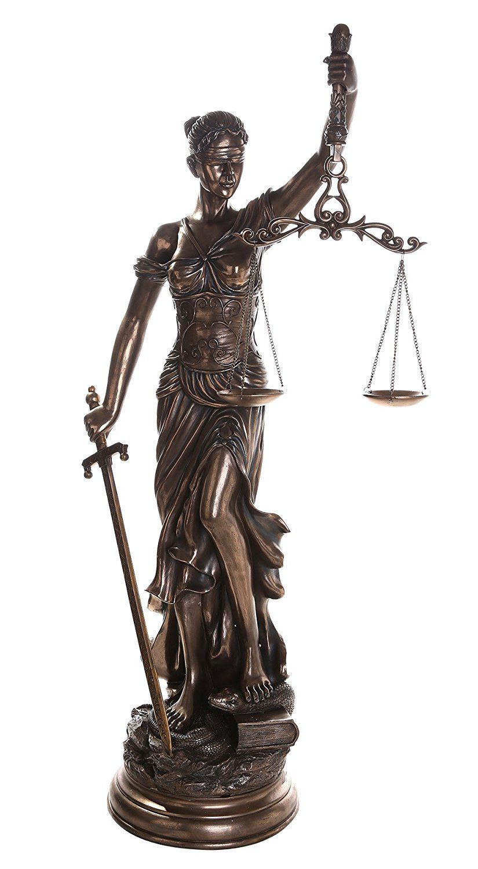 ASPIRE AUCTIONS | Lady justice, Statue, Sculpture art