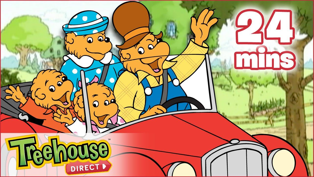 The berenstain bears trouble at school visit the dentist ep 1