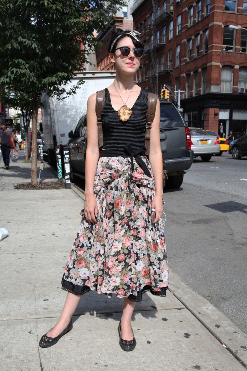 """Sonya"" DUO54.com Street Style"