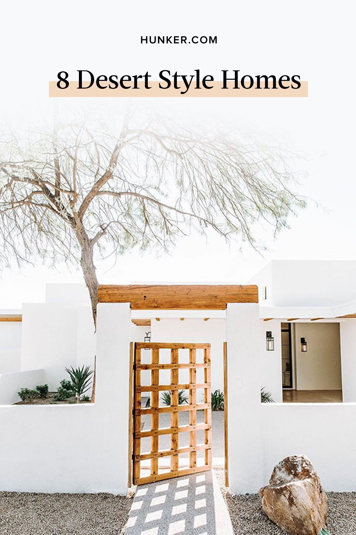 Pin By Hdi 19 On Southwest House With Images: These Desert Style Homes Will Have You Pining For The Southwest In 2020