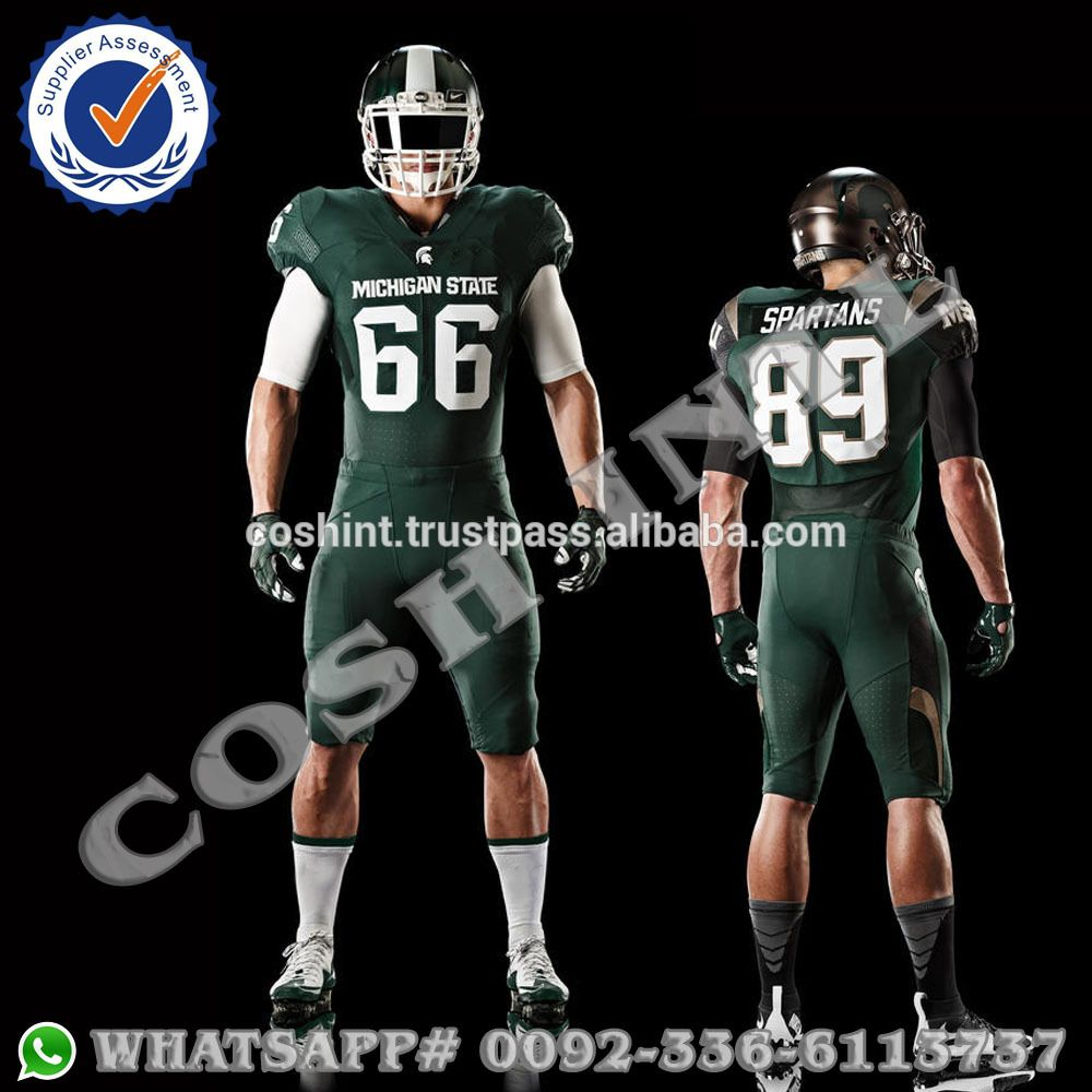 df14c1075 Sublimated American Football Uniforms