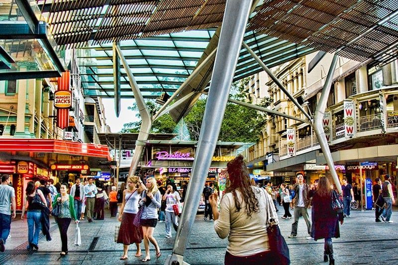 Top 10 Free things to do in Brisbane City   Australia