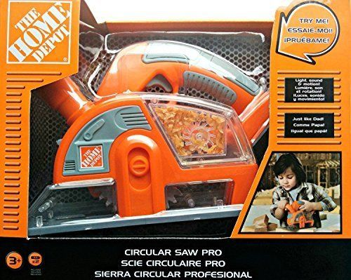 The Home Depot Circular Saw Pro Toy >>> You can find out more