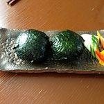 めぇみち - 玄米のおむすび単品2個(250円×2)
