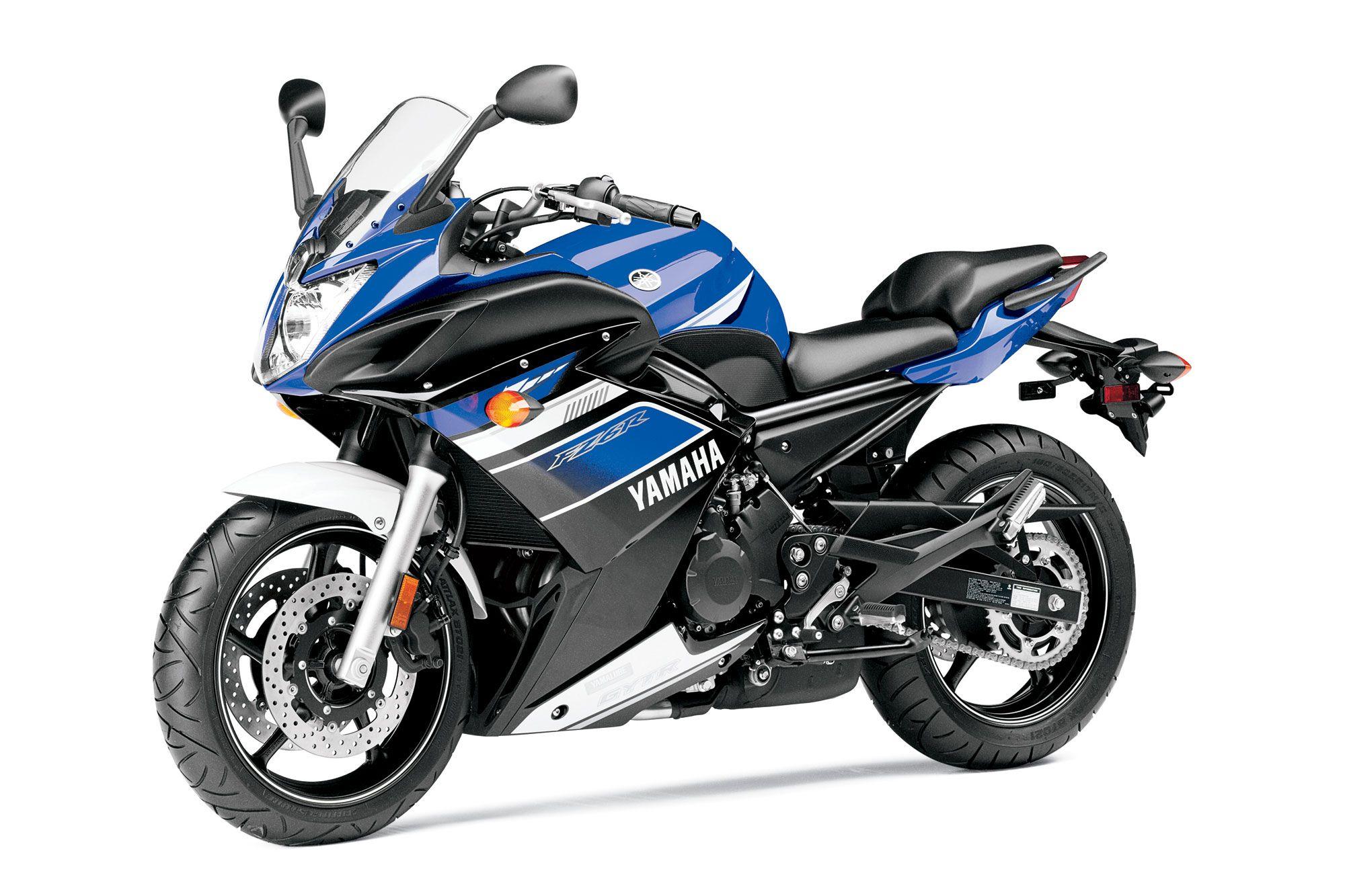 Yamaha Fz6r White Motorcycle Yamaha Motorcycles For Sale
