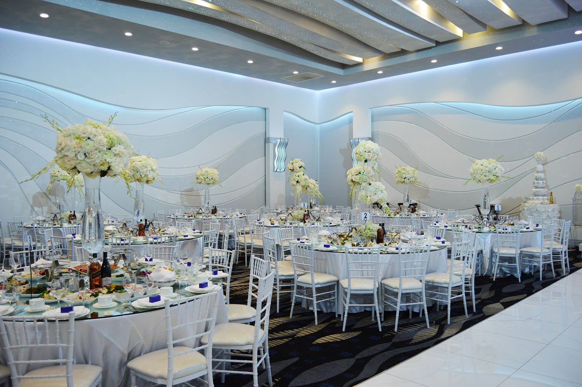 Colorful Wedding Banqueting Suites London Ensign - All Wedding ...