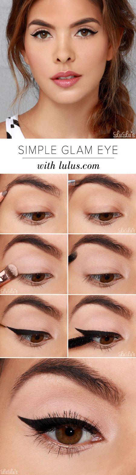 Simple Glam Eye