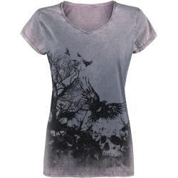 Photo of Schwarzes Premium T-Shirt von Emp Shades Of Truth Schwarzes Premium T-Shirt von Empblack Premium von Emp