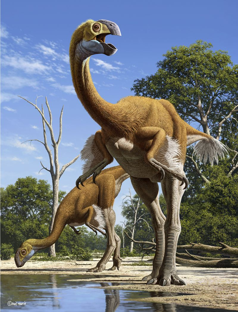 A preview of Dinosaur Art: The World's Greatest Paleoart