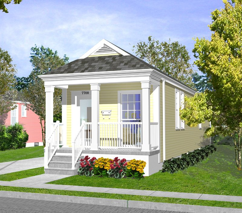 French Creole Creole Architecture Cottage Homes Creole Cottage Cottage House Plans