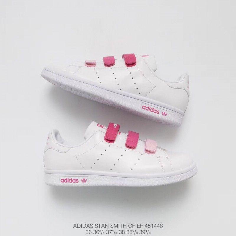 Adidas Stan Smith Velcro Trainers,Stan