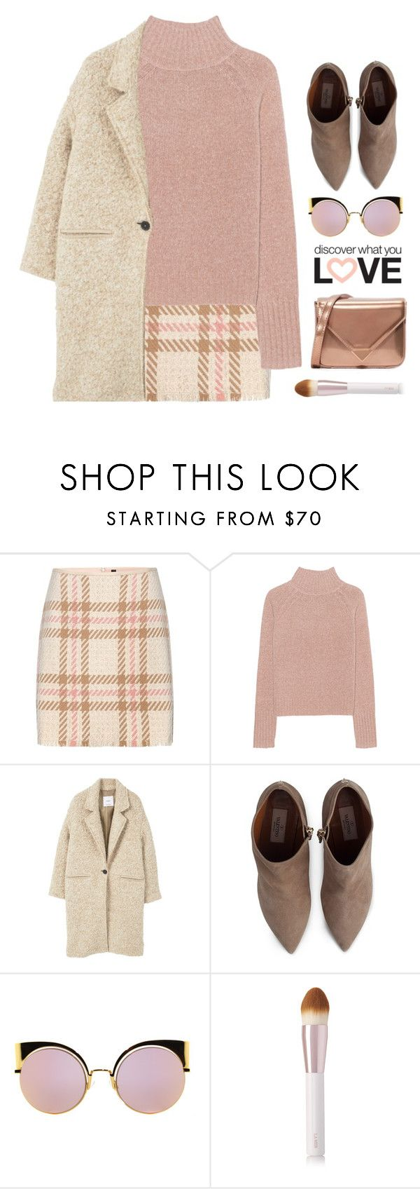 """""""Untitled #436"""" by ino-6283 ❤ liked on Polyvore featuring MARC CAIN, 360 Sweater, MANGO, Valentino, Fendi, La Mer and Alexander Wang"""