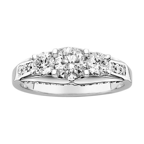 New Fred Meyer Jewelers ct tw Diamond Wedding Ring