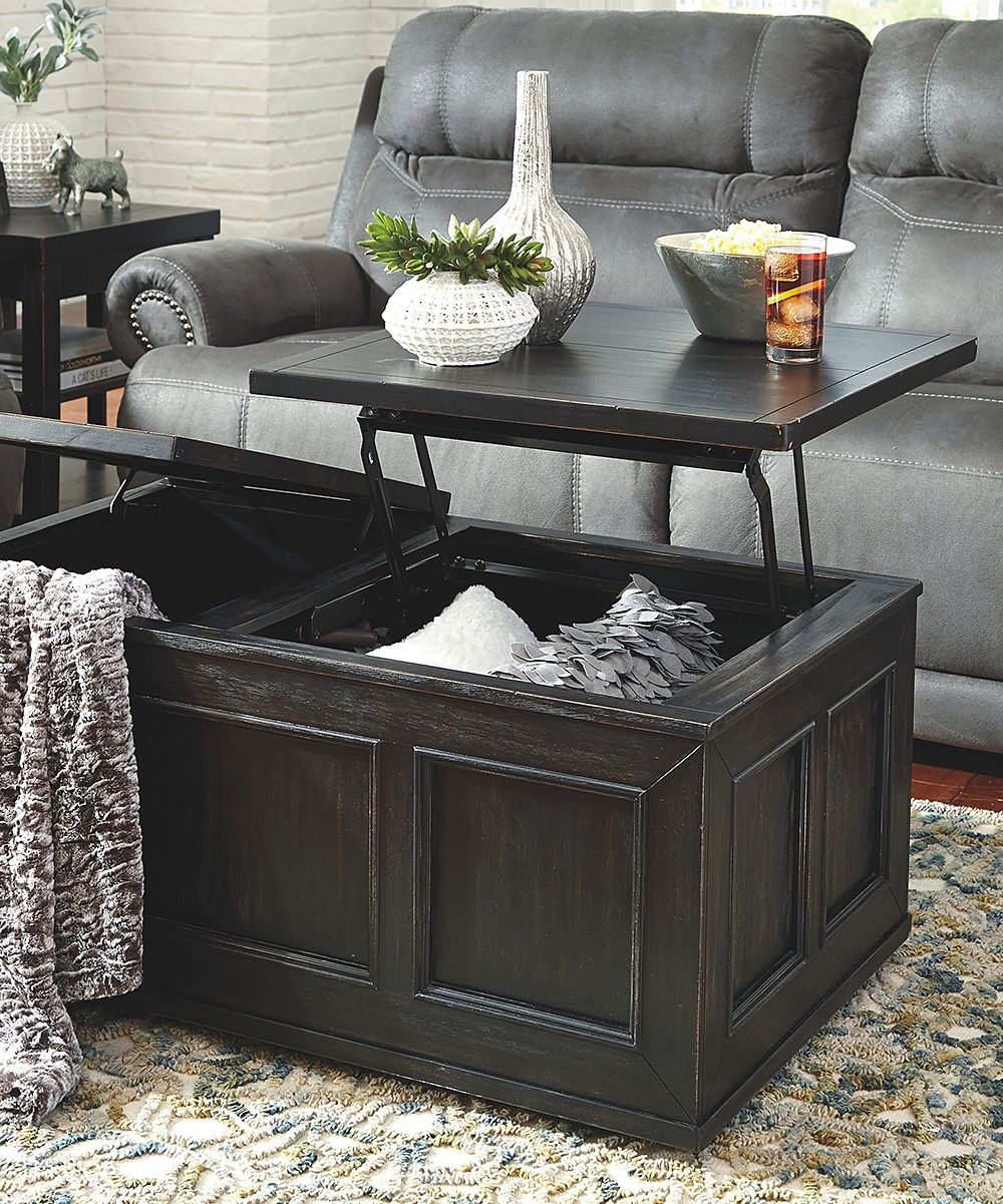 Signature Design By Ashley Furniture Gavelston Lift Top Coffee