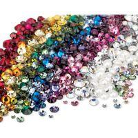 """""""Nothing shines like a Swarovski."""" Swarovski Crystals at Nancy's Notions"""