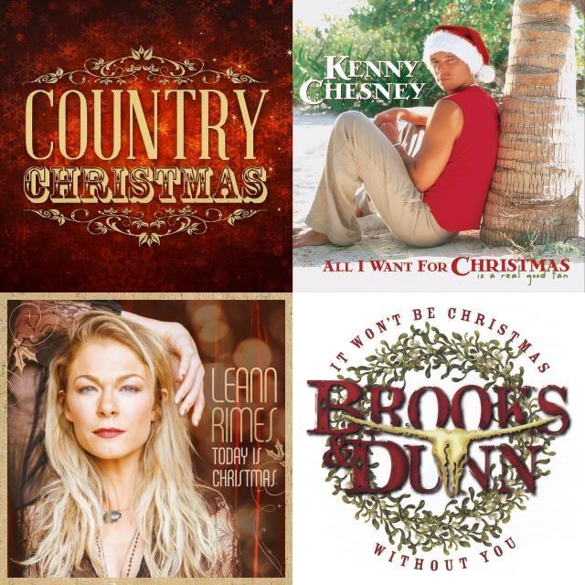 Spotify Country Christmas Kenny Chesney Christmas