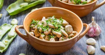 طريقة عمل الفول الاخضر Recipe Food Healthy Eating A Food