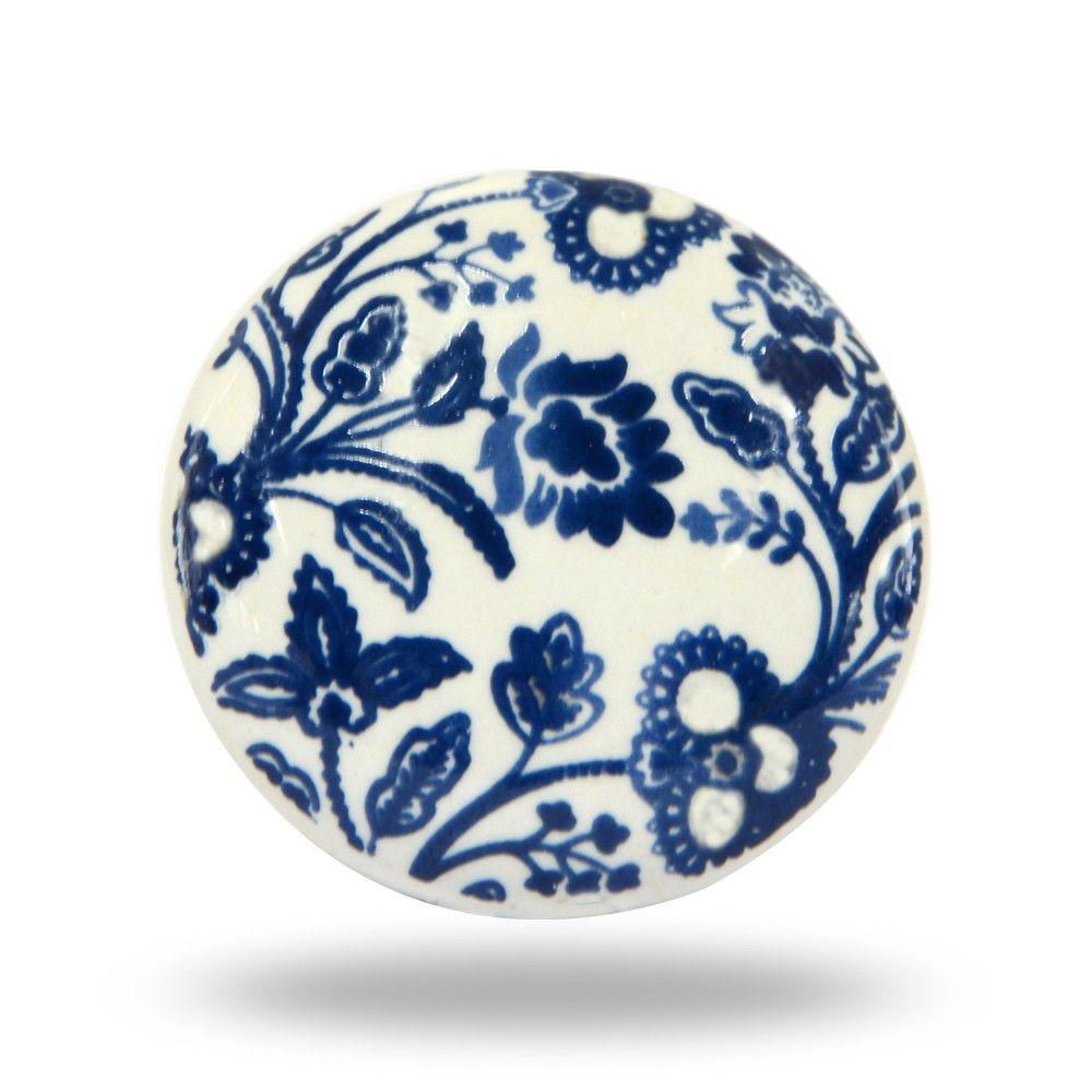 Puxador de Cerâmica Beckenham