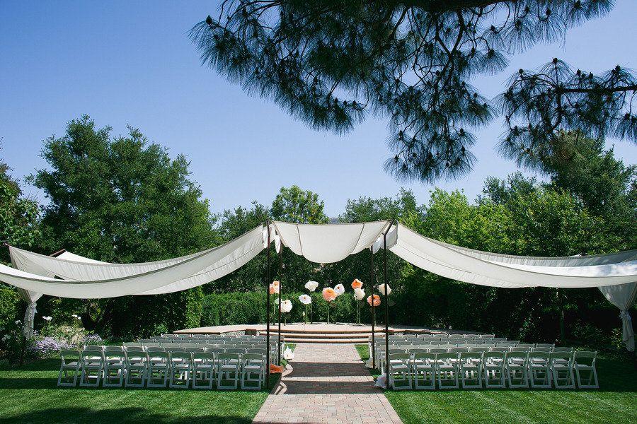 Camarillo Wedding From He She Photography Wedding Canopy