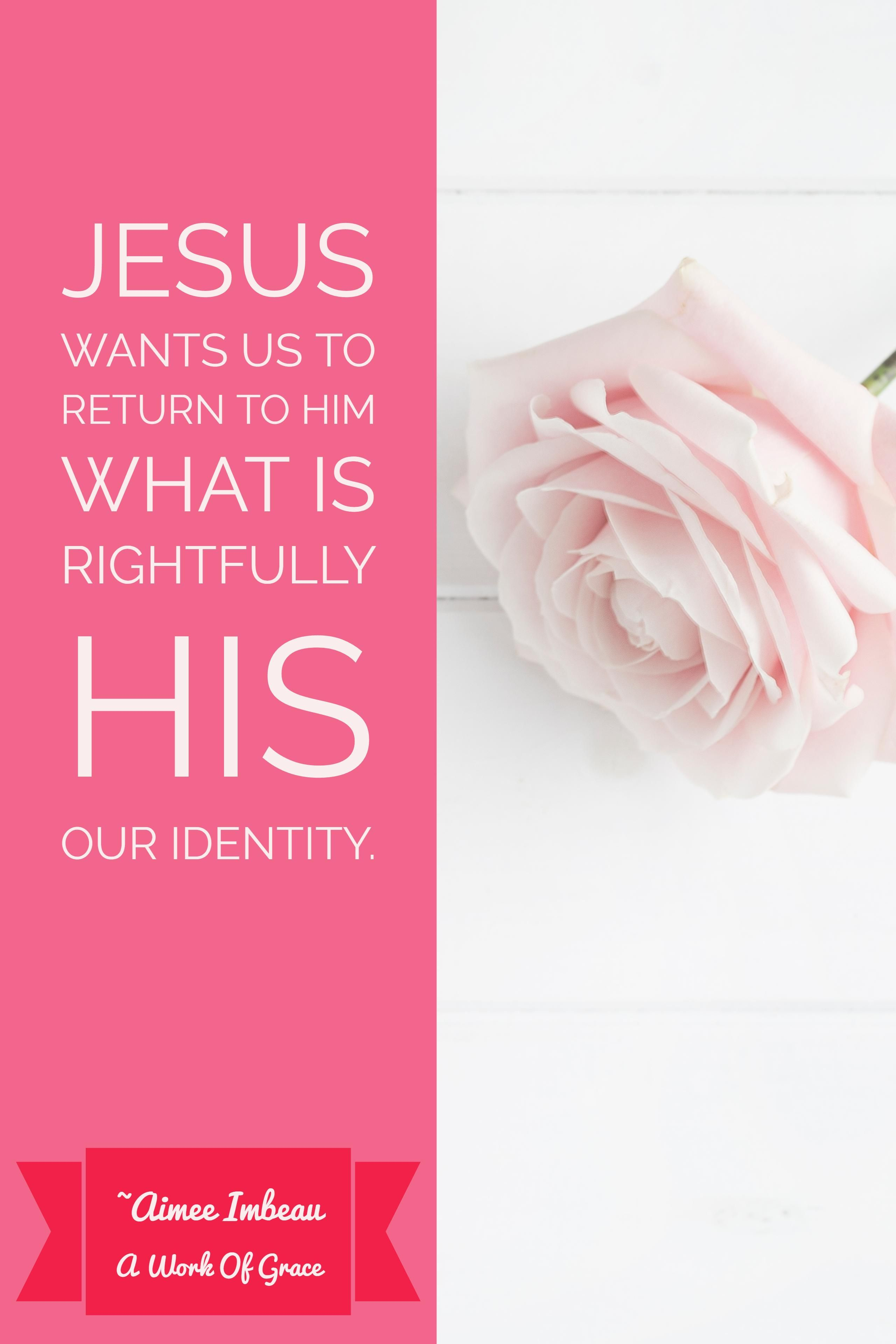 We Belong To The Prince Of Peace Let S Return Our