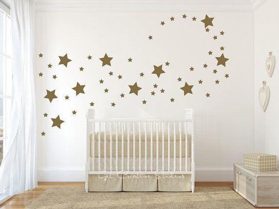 Stars Decal Star Wall Decals Shape Disney Magical Star