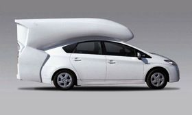 Camping Here We Come New Relax Cabin For Prius But At