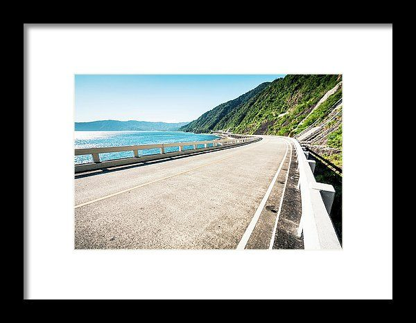 The Road Less Traveled Framed Print by Mc. All framed prints are professionally printed, framed, assembled, and shipped within 3 - 4 business days and delivered ready-to-hang on your wall. Choose from multiple print sizes and hundreds of frame and mat options.