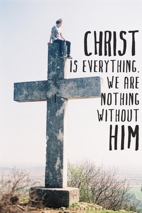 Jesus Christ | WITHOUT YOU I AM NOTHING