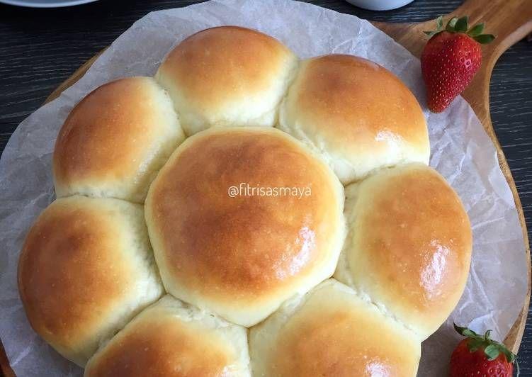 Resep Roti Kentang Empuk Oleh Fitri Sasmaya Resep Roti Kentang Roti Makanan Dan Minuman