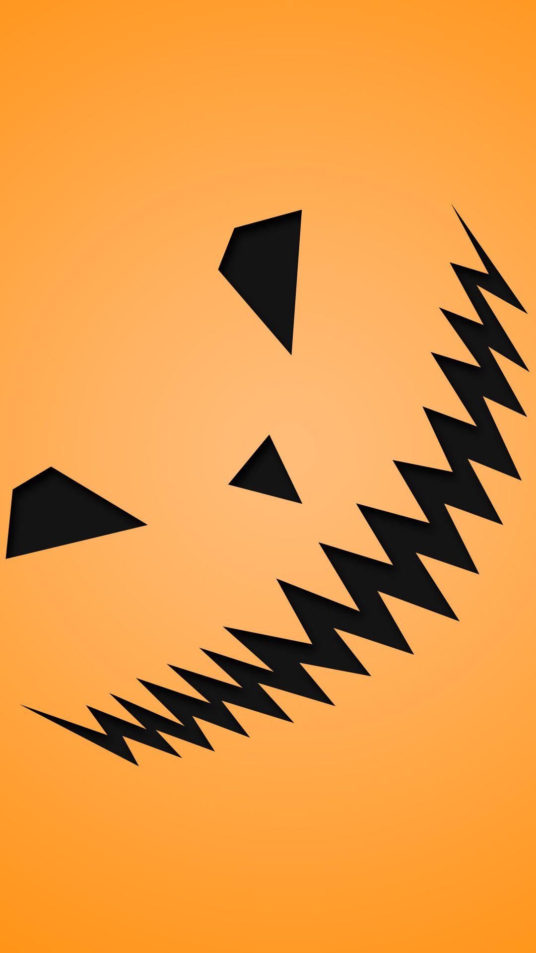 Jack O Lantern Face Halloween IPhone 6 IPhone 6 Plus Wallpaper