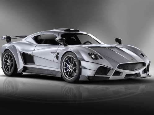 Mazzanti Evantra Millecavalli Cars Design And Concepts Best